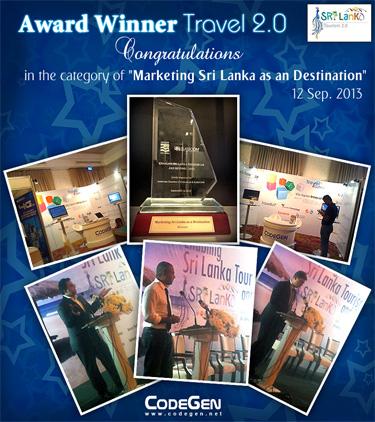 Marketing Award for CodeGen