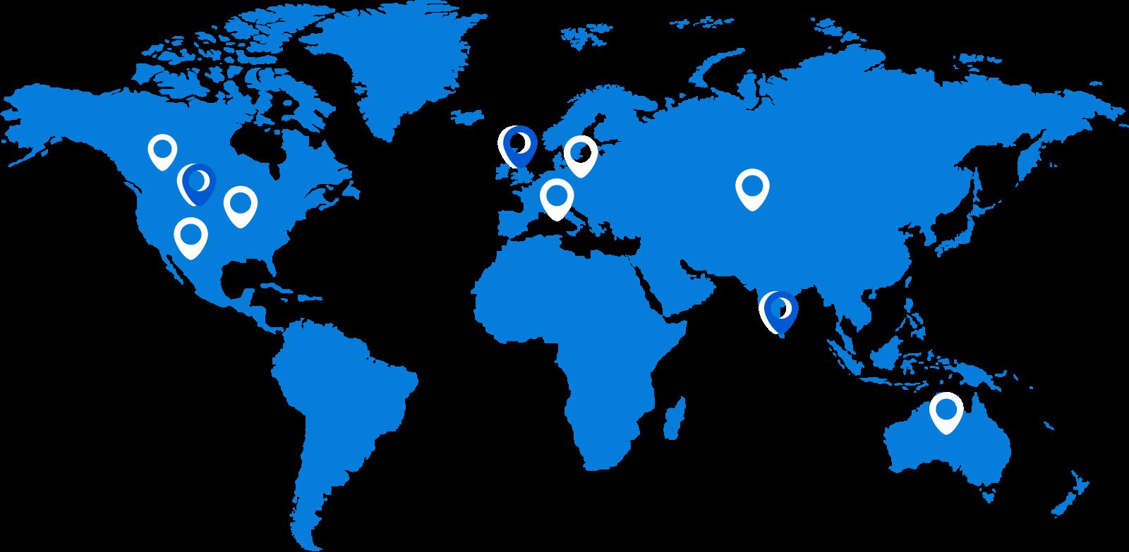 codegen company locations